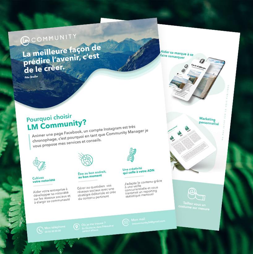 site LM Community