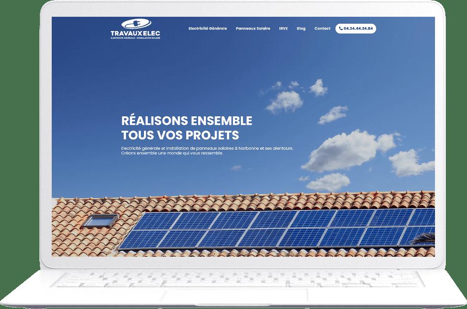 site TraveauxElect